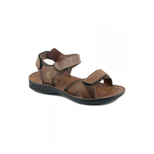 8faeb2058 Buy ASIAN Asian Brown M-1115 Synthetic Leather Slippers online ...