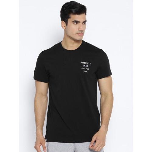 fa1d101d17 Buy Adidas Men Black Manchester United FC SGR Solid Football T-shirt ...