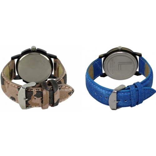 CM New Collection Stylish Look LR 003_028 Watch  - For Men