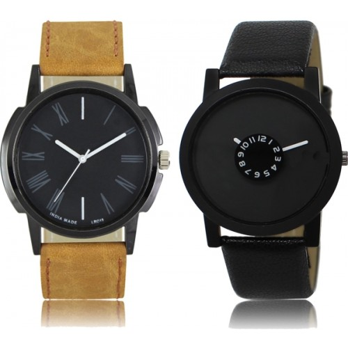CM New Collection Stylish Look LR 019_025 Watch  - For Men