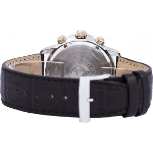 Citizen BL8148-11H Citizen leather PC Chronograph watch for Men Watch  - For Men