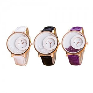 A R Sales Mxre Combo Of 3 Ladies Analog Watch