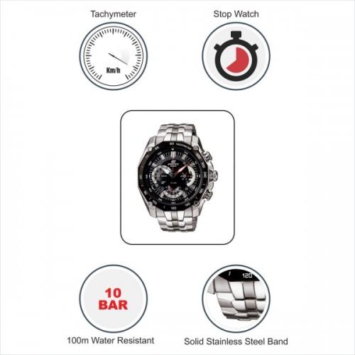 Casio ED390 Edifice Watch  - For Men