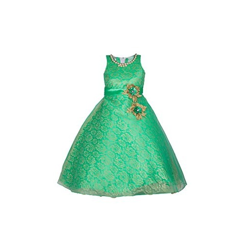 My Lil Princess Cute & Pretty Kids Baby Girls Fairy Frock Dresses