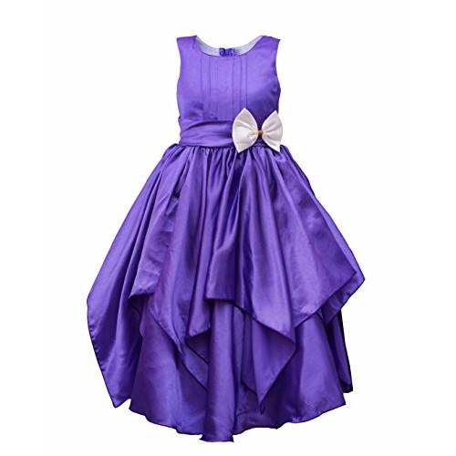 038fdd8abbc3 Buy My Lil Princess Cute   Pretty Kids Baby Girls Fairy Frock ...