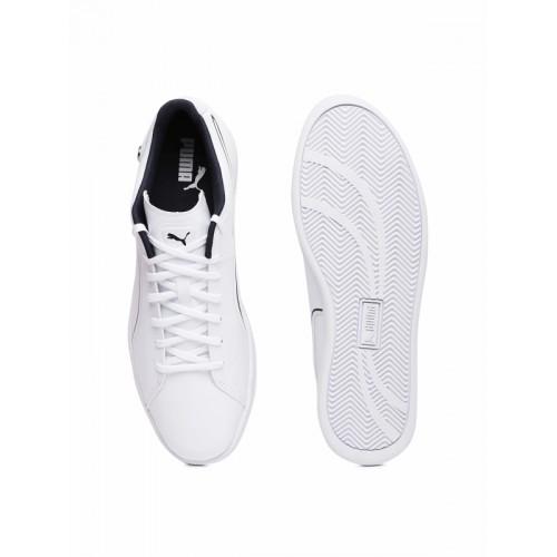 b56a04caabd7 Buy Puma Men White BMW MS Court S Sneakers online