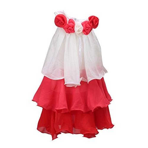 Wish Karo baby girls Party wear frock dress DN051T fr051T