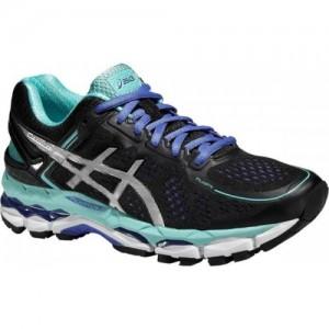 Asics Gel-Kayano 22 Black Running Shoes