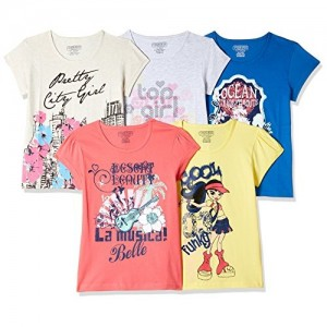 e5de4263c74 Buy latest Girls's Tops & T-Shirts from Cherokee online in India ...