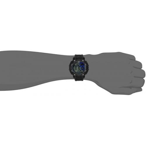 Q&Q M150-002Y 1/100S CHRONO Watch  - For Men