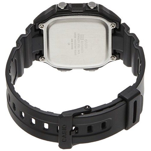Casio Black Square Digital Watch AE-1300WH-1AVDF(D106)