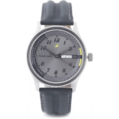 Fastrack NG3001SL02 Urban Kitsch Watch  - For Men