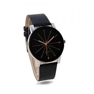 Talgo Black Dial Women's Analog Watch -5049