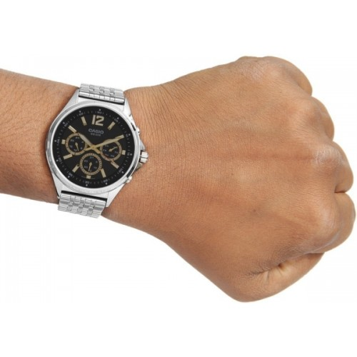 Casio A957 Enticer Men Watch  - For Men