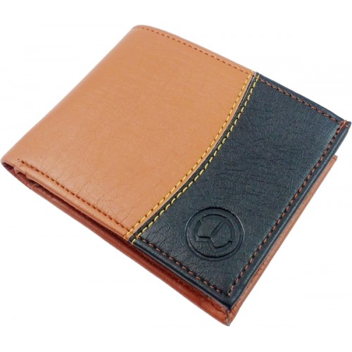 TnW Tan Artificial Leather Wallet
