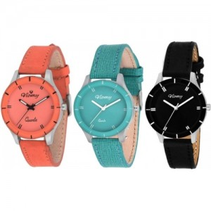 VIOMY 3L8006- Perfect Stylish combo for women Watch
