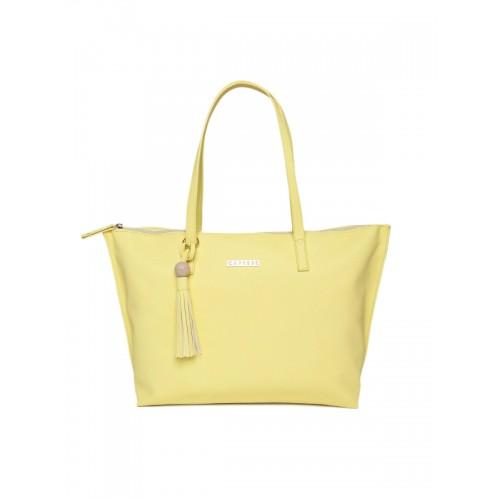 Caprese Women's Tote Bag (Fresh Yellow)