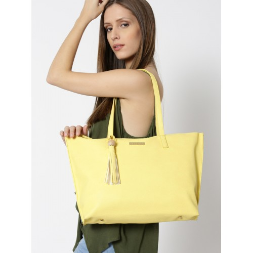 Caprese Women's Tote Bag (Fresh Yellow)