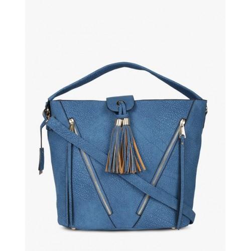 Diana Korr BLUE Shoulder bag DK73HBLU