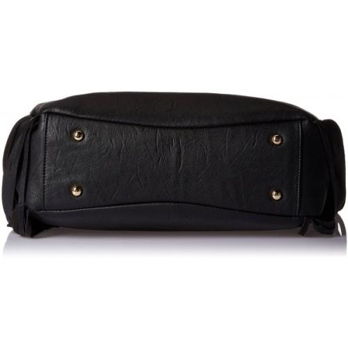 Diana Korr Black Shoulder bag DK77HBLK
