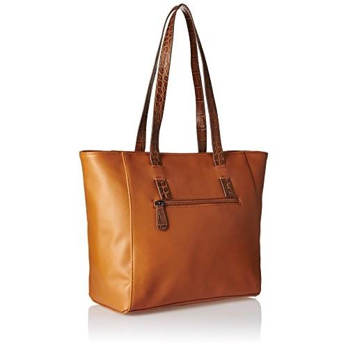 54d90dd2fde9 Buy Caprese Evana Women s Tote Bag (Tan) online