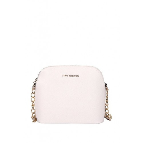 Lino Perros Women's Sling Bag (White)