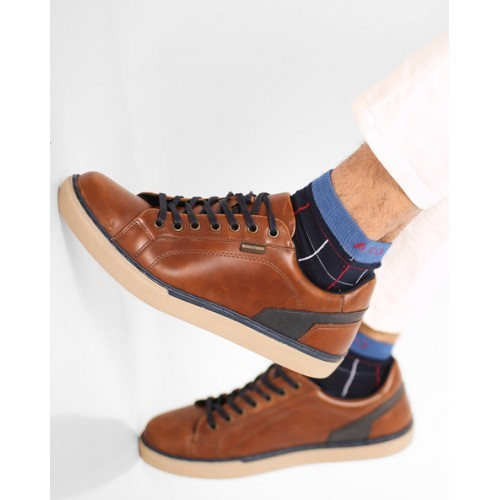 Bond Street by Red Tape Lace-Up Casual Shoes
