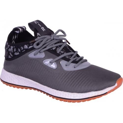 Shoebook Mens Grey Sneakers For Men