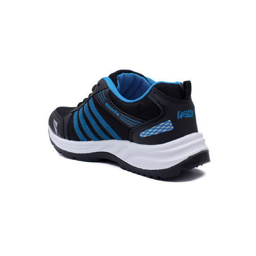 ASIAN Men Black Running Shoes
