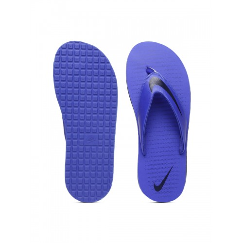 Nike Chroma Thong 5 Blue Slippers