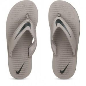 Nike Brown Slip On Chroma Thong 5 Slippers