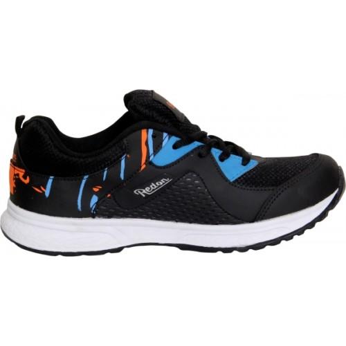 Redon Casual Black Sport/Running Shoe for Mens