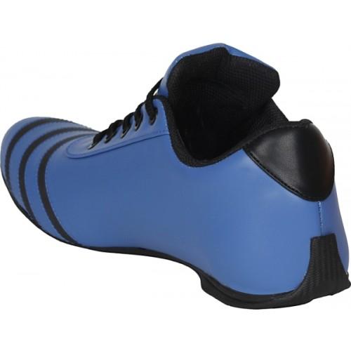 Kraasa Sports 07 Blue Football Shoes For Men