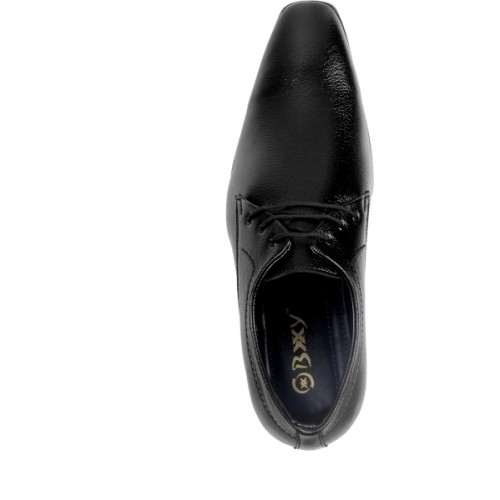 Bxxy Height Increasing British Black Formal Lace-Up Shoes Lace Up For Men