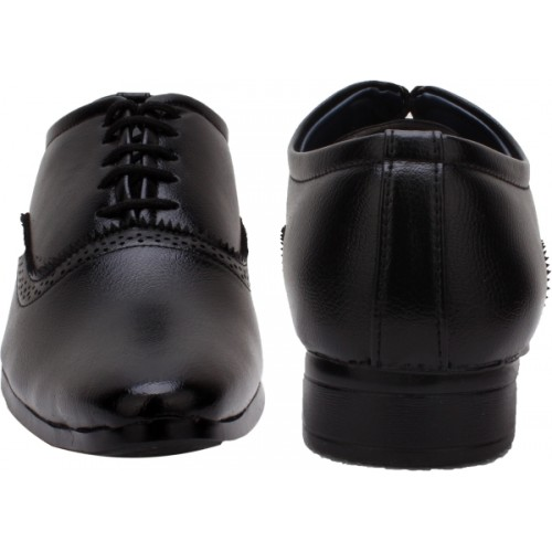 Smoky Wing Tip formal Lace Up For Men