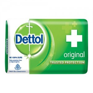 Dettol Original Soap Multipack, 125g (Pack of 3)