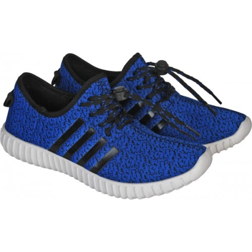 Aero Blue Running Shoes For Men