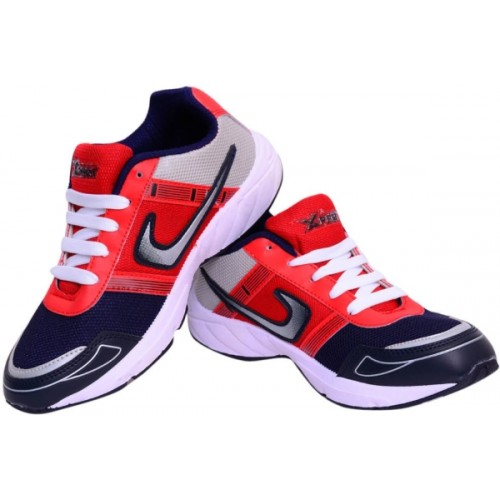 Xpert Boys red  Running Shoes