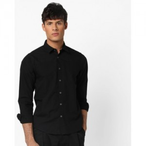 Pepe Jeans Classic Shirt with Curved Hemline