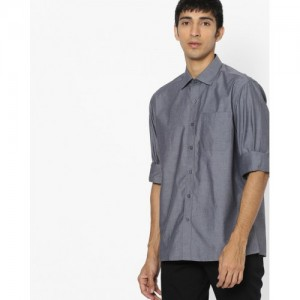 JOHN PLAYERS Classic Shirt with Patch Pocket