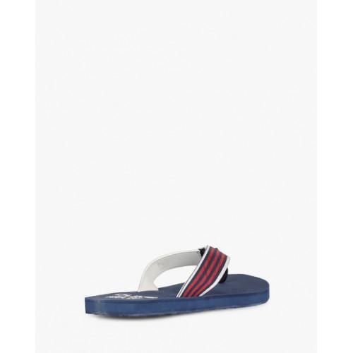 Duke Maroon Slippers