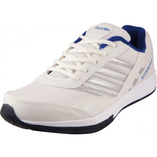 Buy Action Synergy White Running Shoes