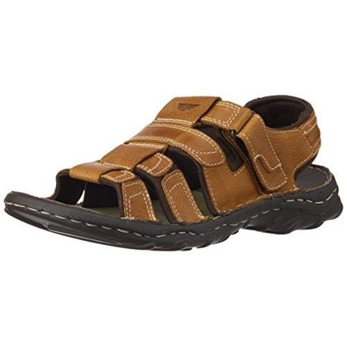 Buy Redtape Brown Men's Sandals online