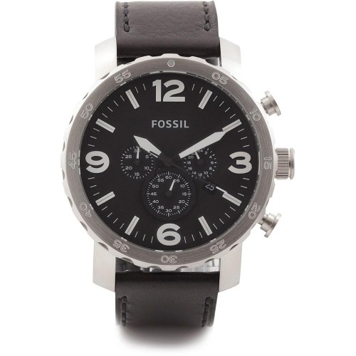 Fossil JR1436 Bugout Black Analog Watch For Men