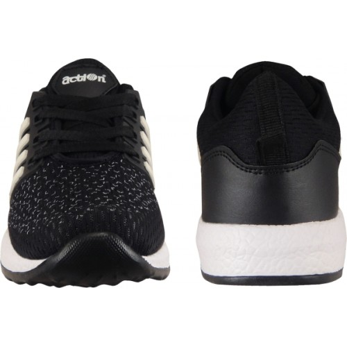 Buy Action Synergy Black Running Shoes