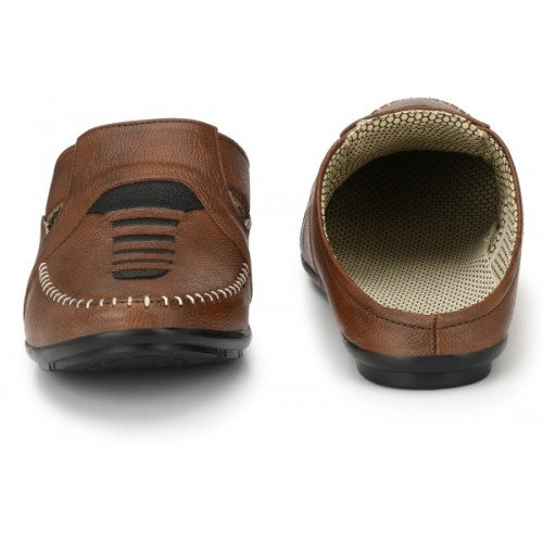 LAYASA Men BROWN Sandals