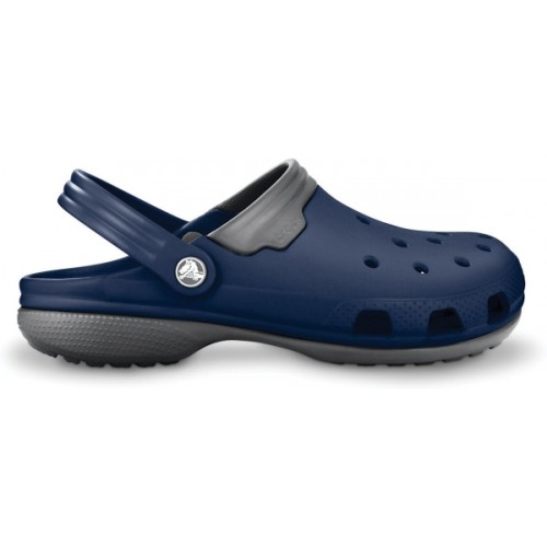 9b8ebf1aa0ff8 Buy Crocs Men Navy Smoke Sandals online