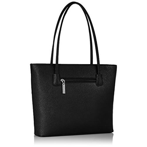 Lino Perros Women's Handbag (Black) (LWHB02001BLACK)