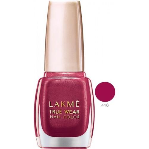 Lakme True Wear Nail Color D416