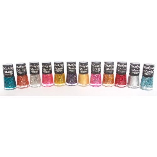 Makeup Mania Exclusive Nail Polish Set of 12 Pcs. Multicolor Set 71